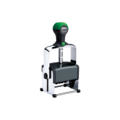 HM-6104 - HM-6104 Heavy Duty Self-Inking Date Stamp