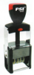 MX-02205 - MX-02205 8 Digit PSI Self-Inking Number Stamp