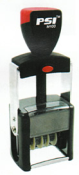 MX-02207 10 Digit PSI Self-Inking Number Stamp