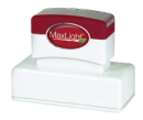 Maxlight pre-inked Stamps, Pre-inked Stamps, Xstamper pre-inked Stamps, Pre-inked Rubber Stamps